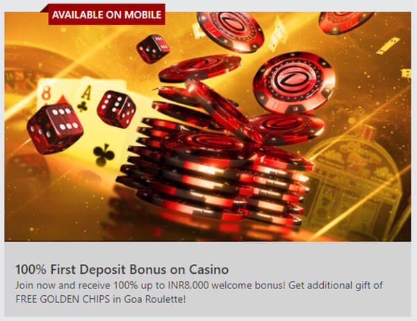 Dafabet Deposit Bonus